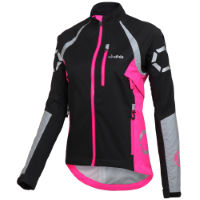 dhb Flashlight Force regenjas voor dames