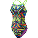 TYR Womens Sarape Crosscutfit Tieback Swimsuit
