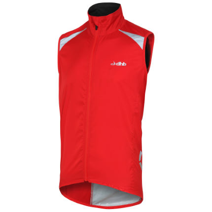 Gilet dhb Flashlight (coupe-vent, sans manches)