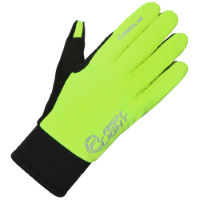 Gants cyclistes dhb Flashlight (coupe-vent)