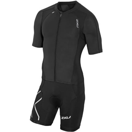 2XU Compression Sleeved Full Zipper Trisuit (2016)