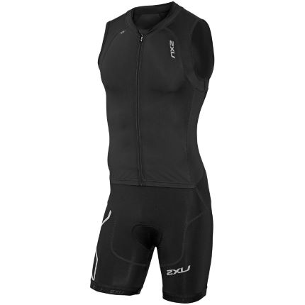 2XU Compression Full Zipper Trisuit (2016)