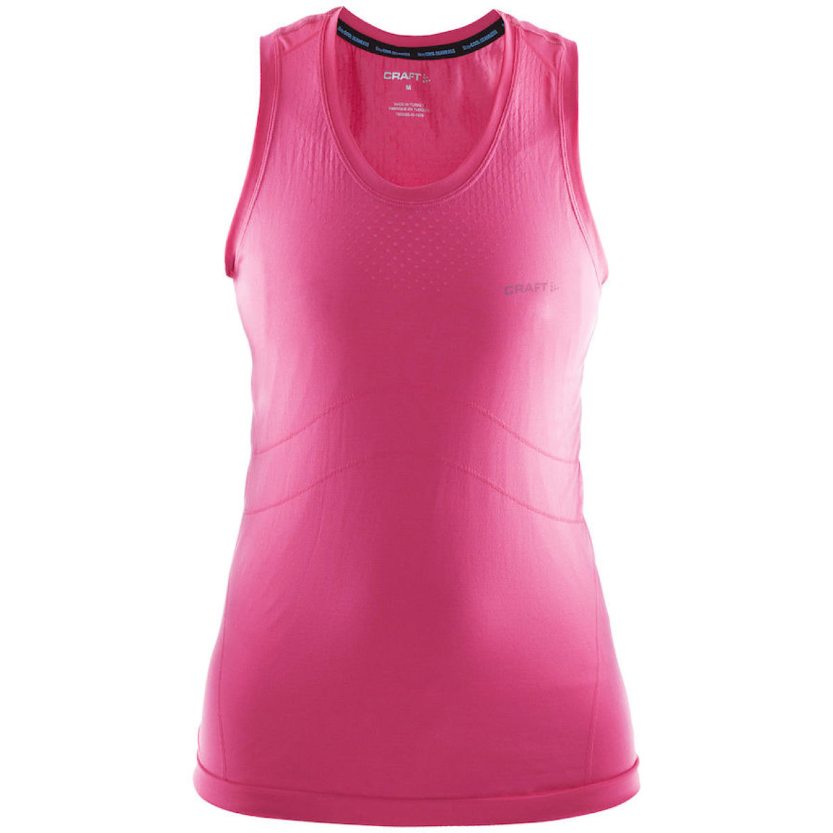 Craft Women's Cool Seamless Singlet Base Layer SS15 - Small/Med