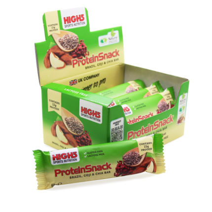 High5 Protein Snack Bar (12 x 60g)