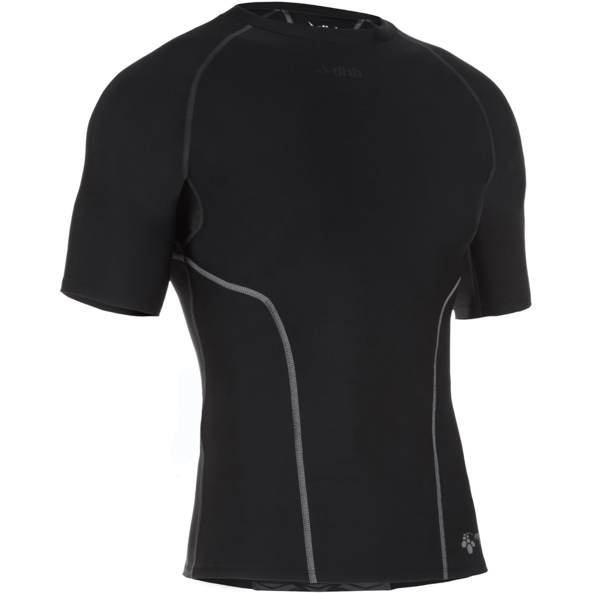 dhb Powerguard Compression Short Sleeve Top