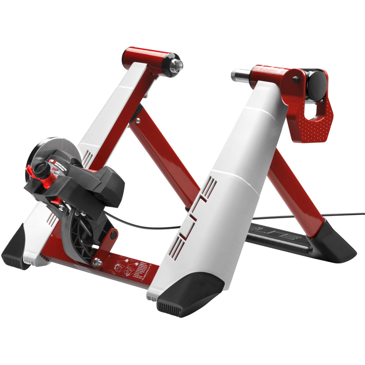 Home Trainer Elite Novo Power Mag Elastogel - Taille unique