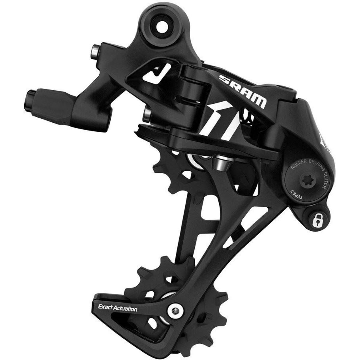SRAM Apex 1 Long Cage 11 Speed Rear Derailleur
