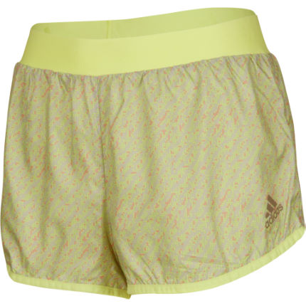 Adidas Women's Run 2 Way Short (AW15)