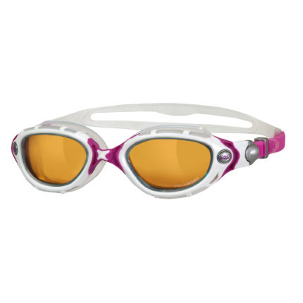 Zoggs Women's Predator Flex Polarised Goggles