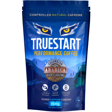 TrueStart Performance Coffee - with Optimum Caffeine