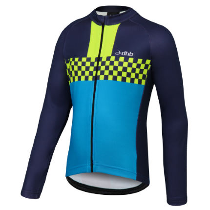 dhb Kids Race Long Sleeve Jersey