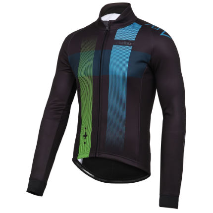 dhb ASV Race Roubaix Windslam Long Sleeve Jersey