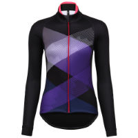 dhb ASV Womens Roubaix Windslam Long Sleeve Jersey
