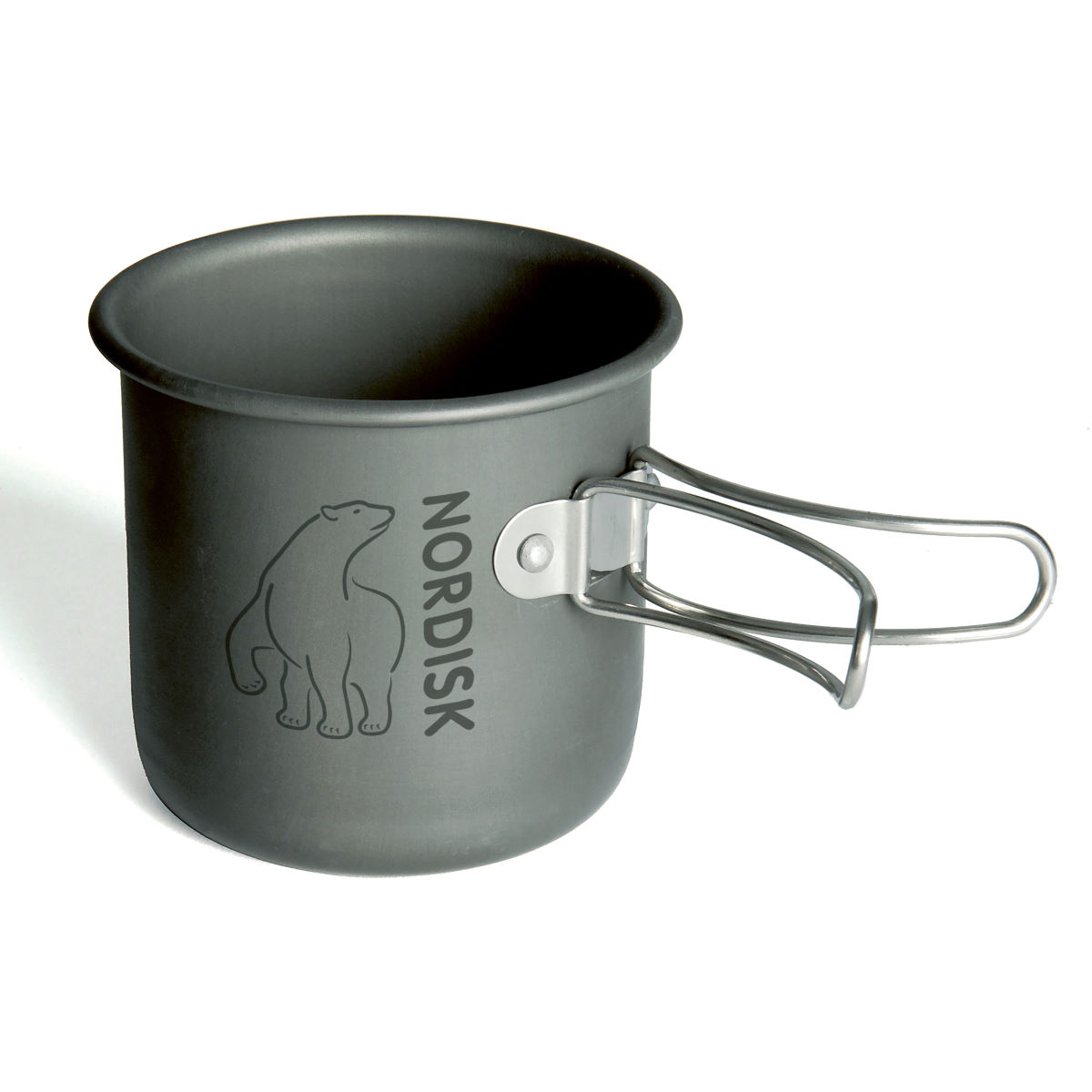 Nordisk Aluminium Mug (400ml)   Kitchen Equipment