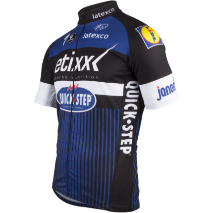 Vermarc Etixx Quick-Step Short Sleeve Jersey