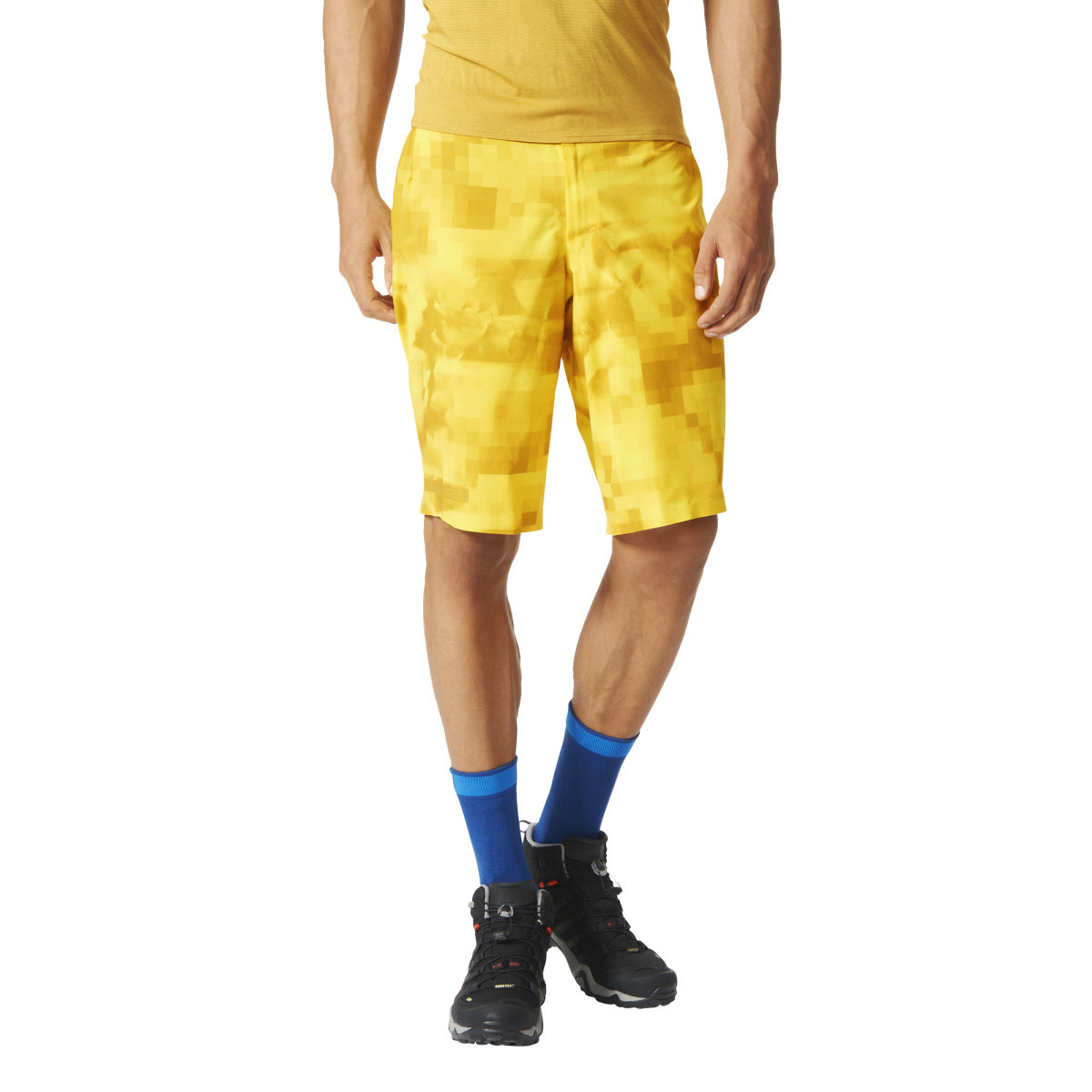 Bermuda adidas TX Endmt - 34 Yellow/Orange Shorts
