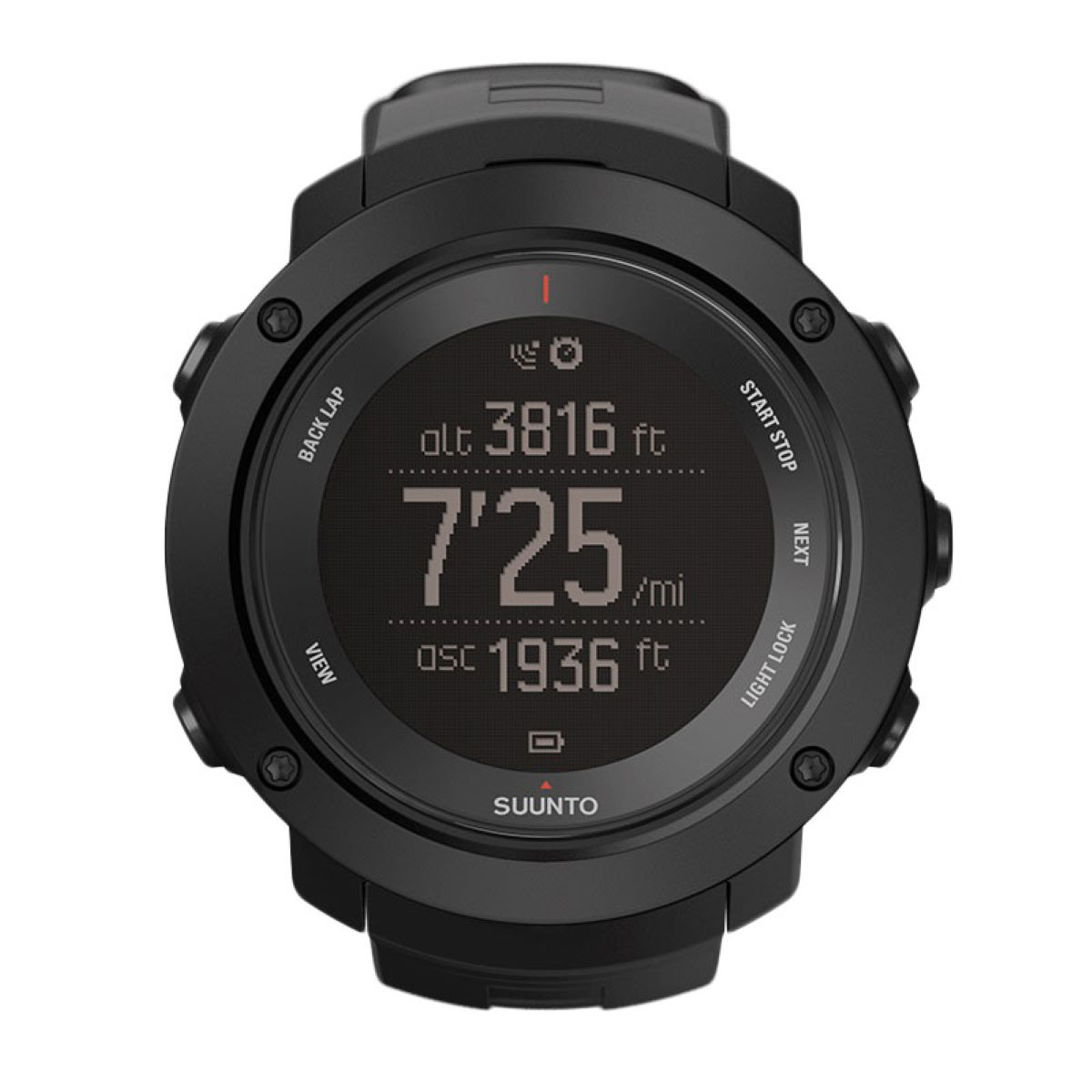 Montre Suunto Ambit 3 Vertical - Noir Compteurs GPS de running