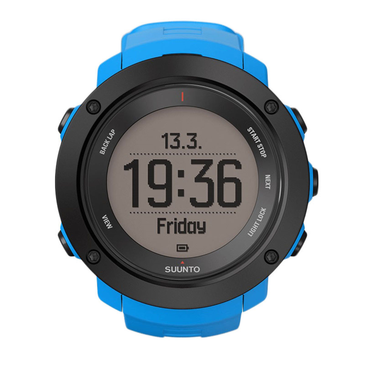 Montre Suunto Ambit 3 Vertical - Bleu Compteurs GPS de running