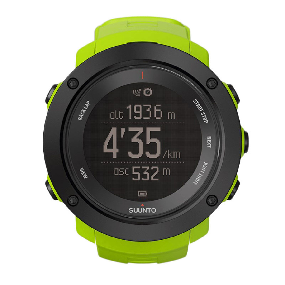 Montre Suunto Ambit 3 Vertical - Vert Compteurs GPS de running