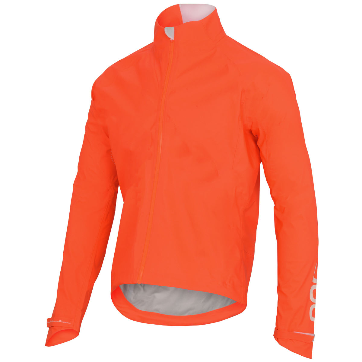 Veste POC AVIP Rain - Medium Zink Orange Vestes imperméables vélo