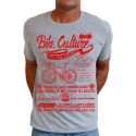 Cycology Bike Culture T-Shirt