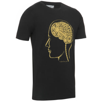 Camiseta Cycology Bike Brain