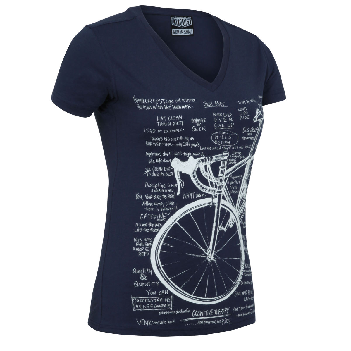 Camiseta Cycology Cognitive Therapy para mujer - Camisetas