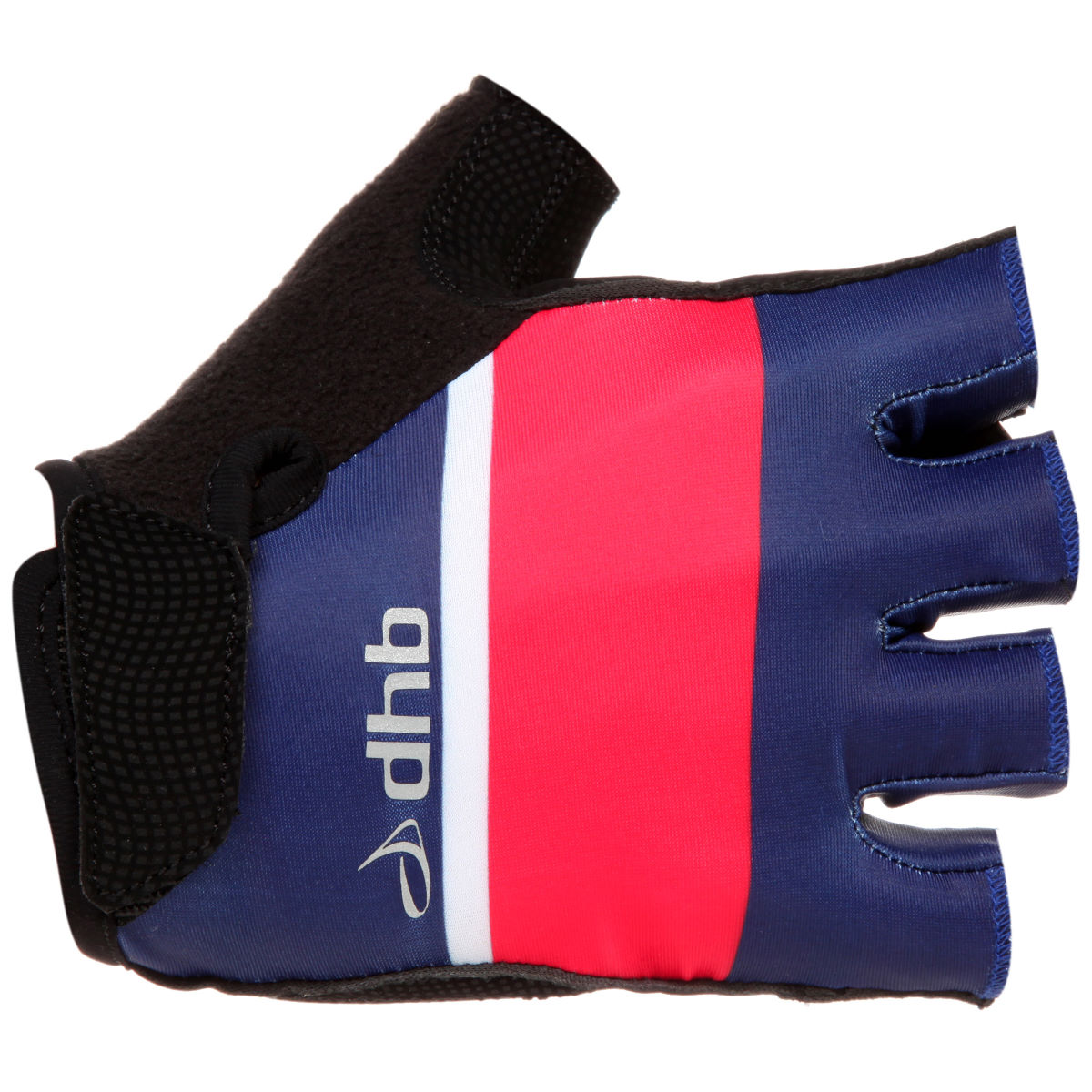 Gants courts dhb Classic - XL Blue/Red Gants courts