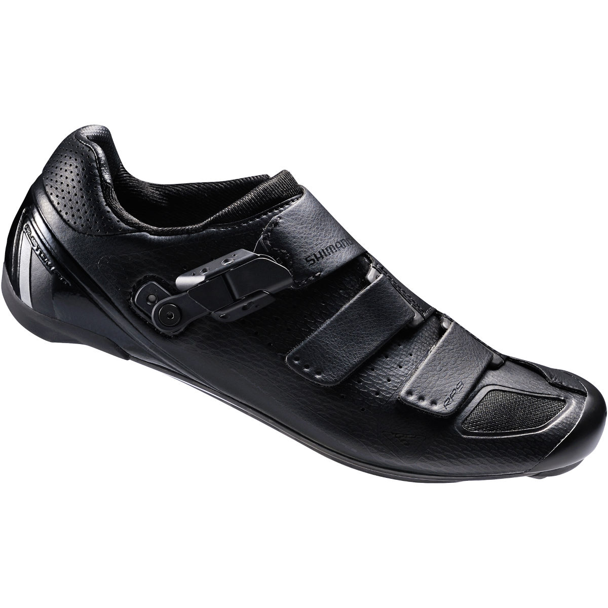Shimano RP9 Road Shoes - 44 Black | Road Shoes