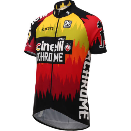 Maillot Santini Cinelli Chrome (2016)