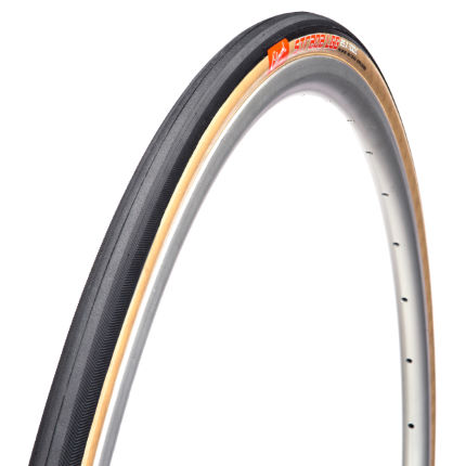 Clement - Strada LGG Folding Road Tyre (Tan Sidewalls)