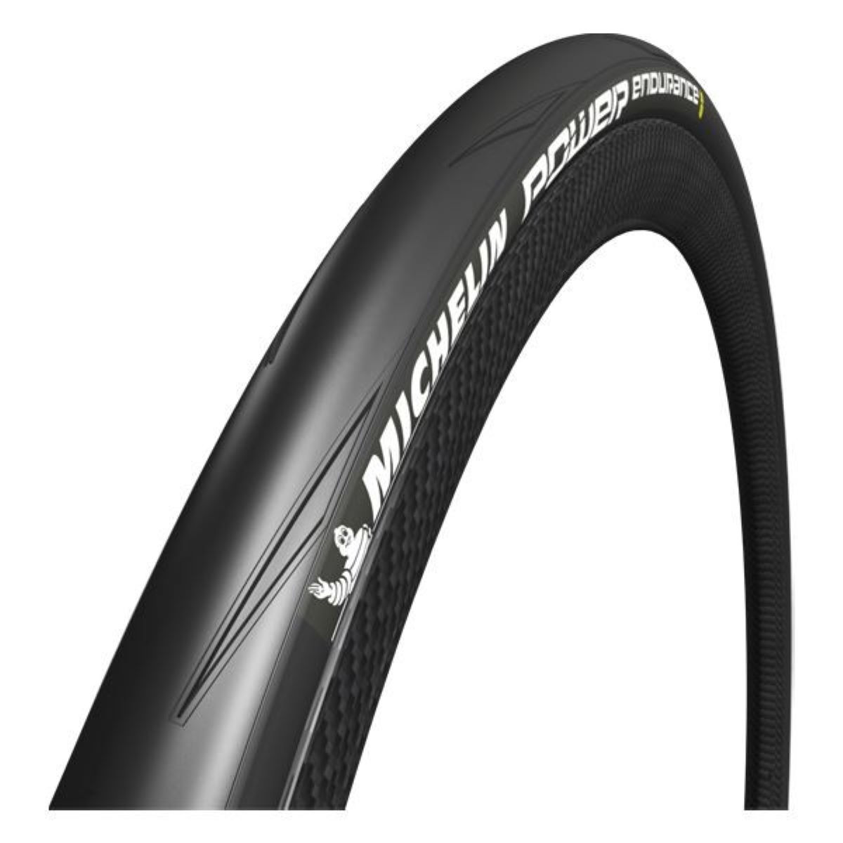 Pneu souple de route Michelin Power Endurance (700 x 23 c) - Noir