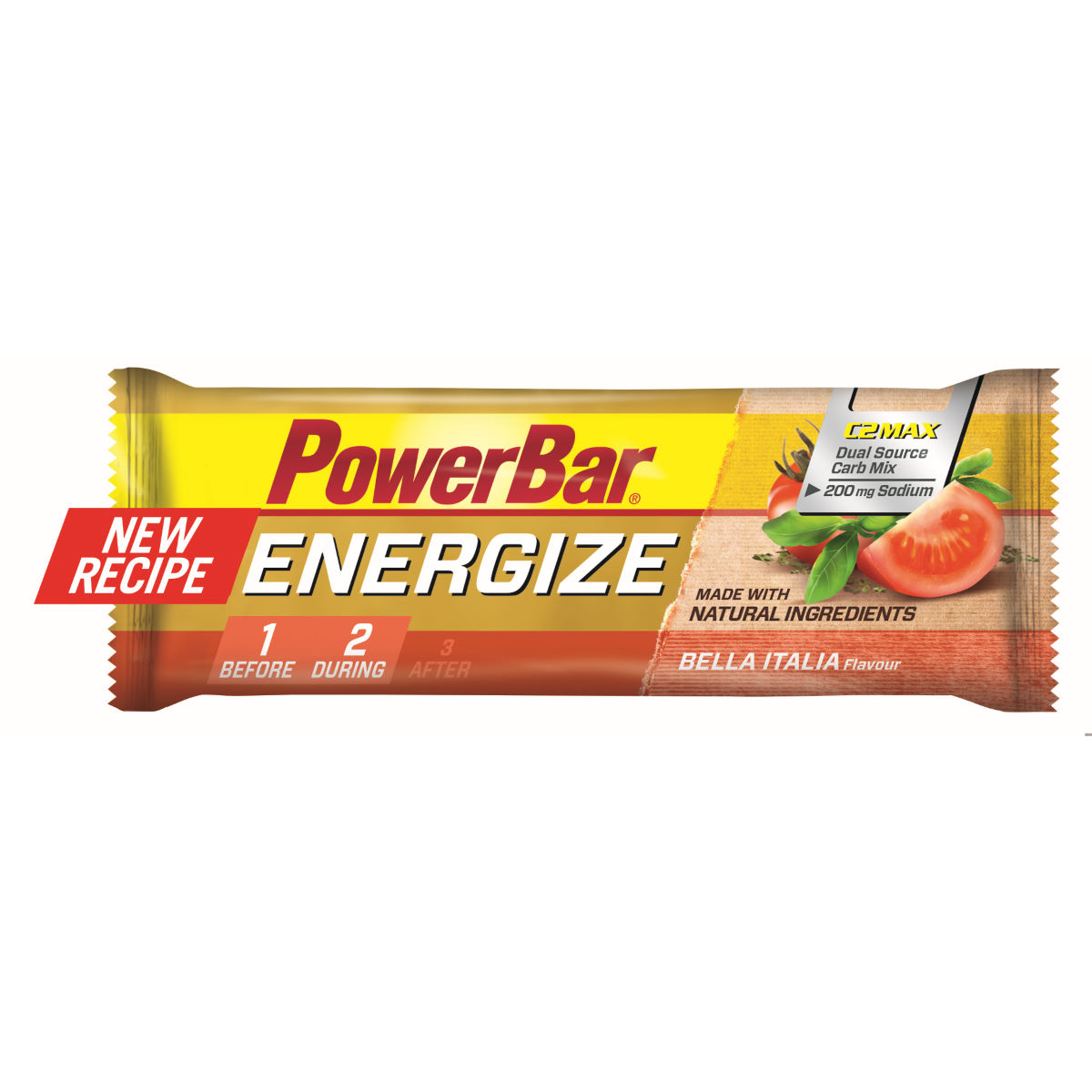 PowerBar Energize Bars (25 x 55g)