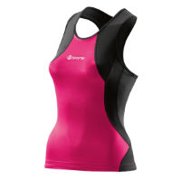 SKINS Women's Racer Back Tri Top
