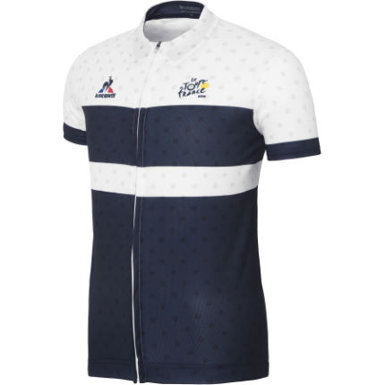 Le Coq Sportif Kids TDF Dedicated Jersey