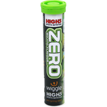 Compresse per energy drink Zero Electrolyte (20 compresse, esclusiva Wiggle) - High5
