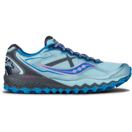 Chaussures Femme Saucony Peregrine 6 (AH16)