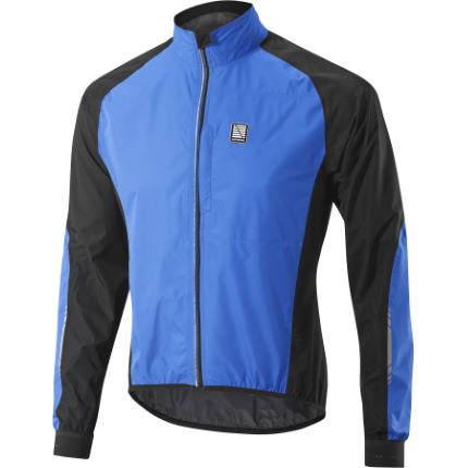 Altura Blue Peloton Waterproof Jacket