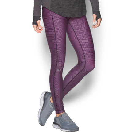 Under Armour Women's Heatgear Armour Printed Leggings (AW16)