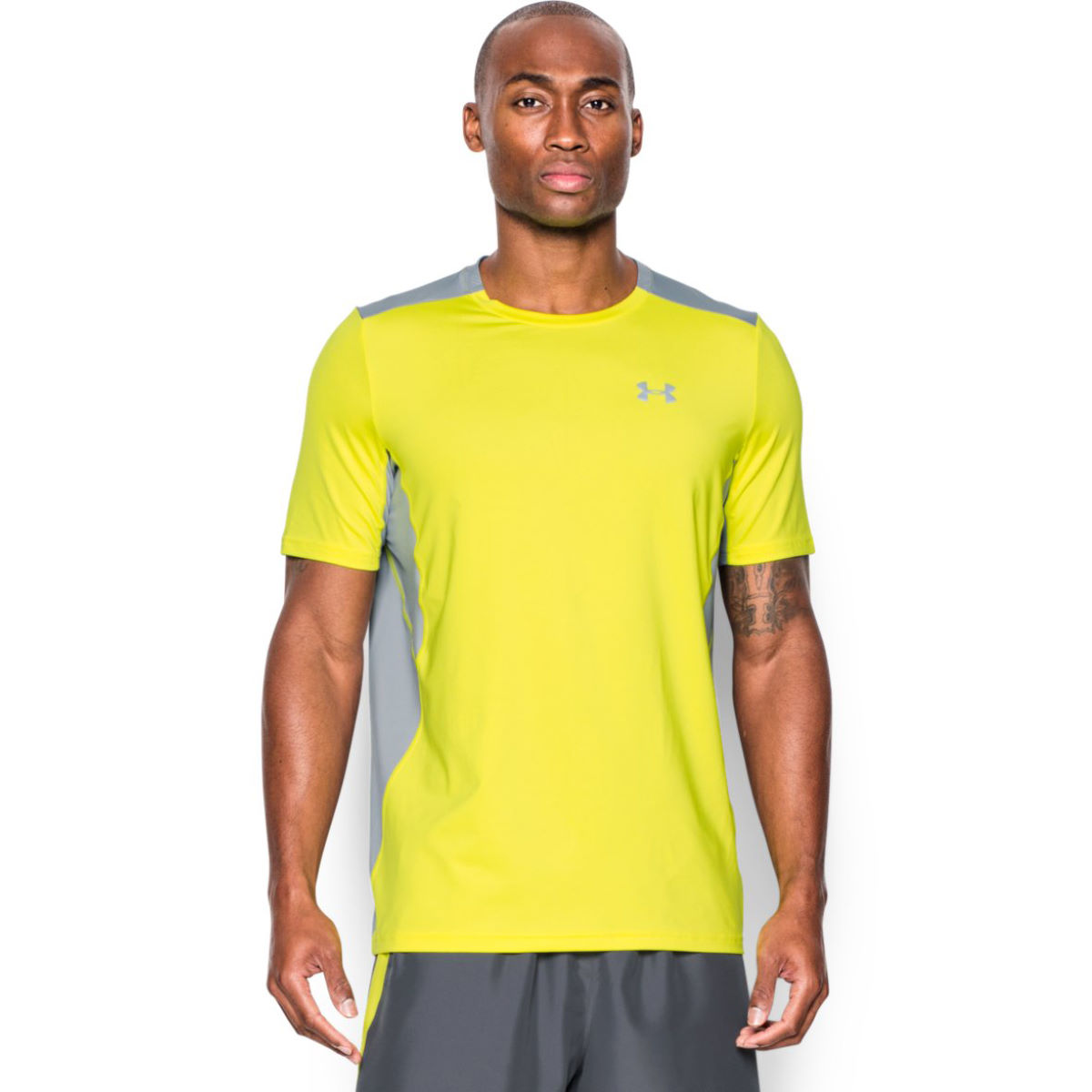 Under Armour CoolSwitch Run Top (AW16) - Extra Large Flash Light