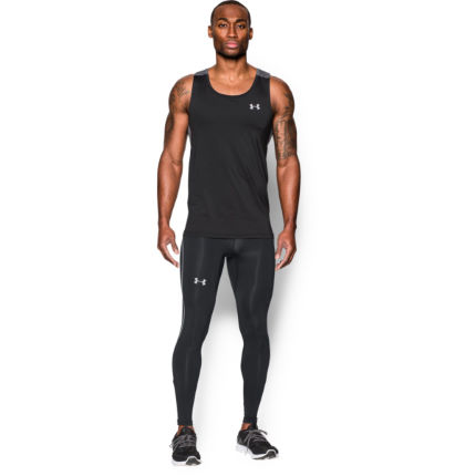 Leggings da corsa Under Armour CoolSwitch (a compressione, aut/inverno16)