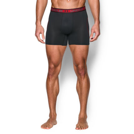 "Under Armour ISO Chill Boxerjock (6"", AW16)"