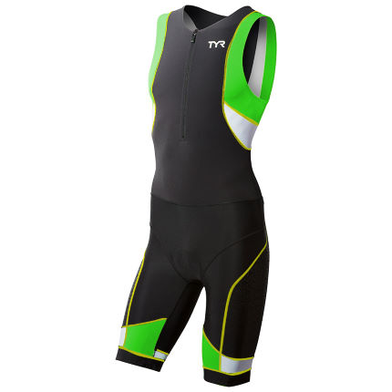 TYR Men's Tri Suit Front Zip