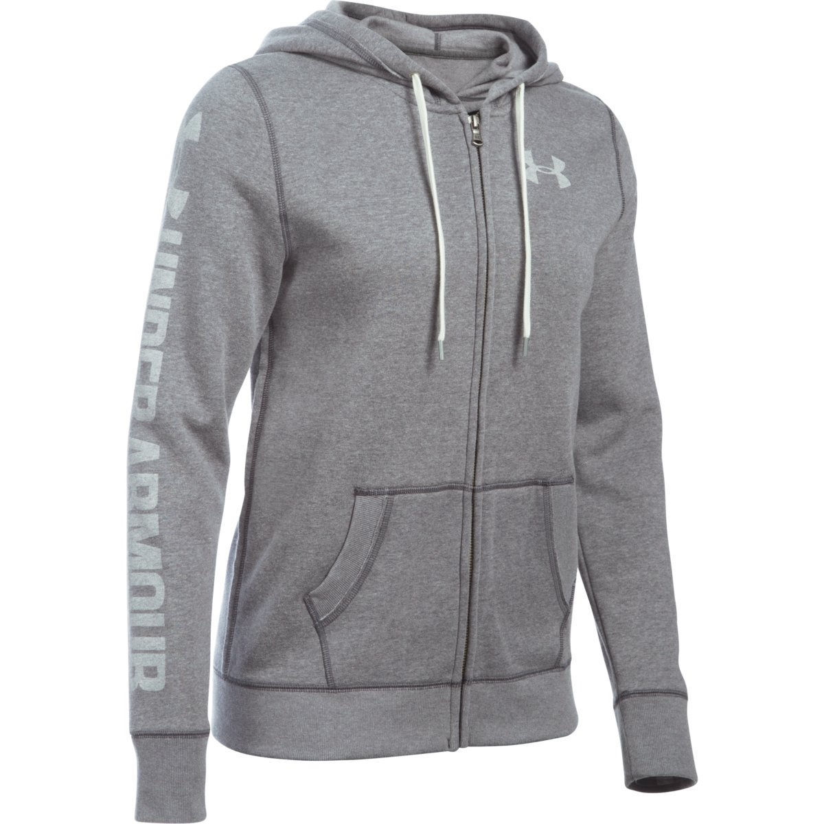 under armour jackets women s. under armour women\u0027s favourite fleece hoody (full zip, aw16) jackets women s