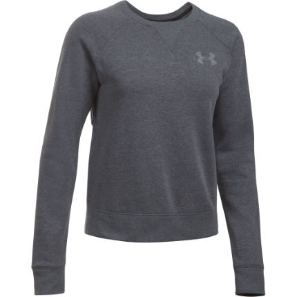 Haut Femme Under Armour Favourite Fleece (col rond, AH16)