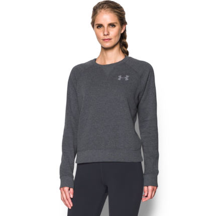 Under Armour Favourite fleecetrui voor dames (ronde hals, HW16)