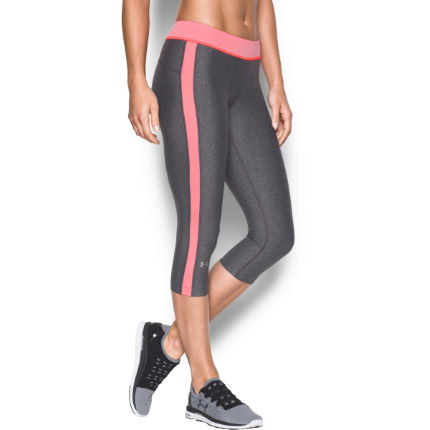 Under Armour Women's Heatgear Armour Sport Capri (AW16)