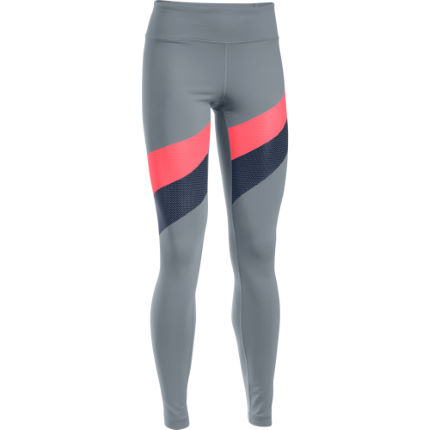 Under Armour Mirror Stripe Leggings (HV16) - Dam