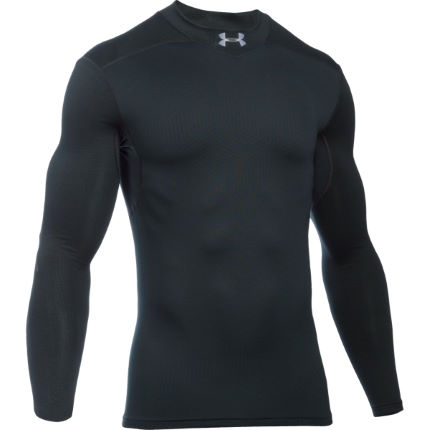 Under Armour ColdGear Armour Elements Mock compressieshirt (HW16)