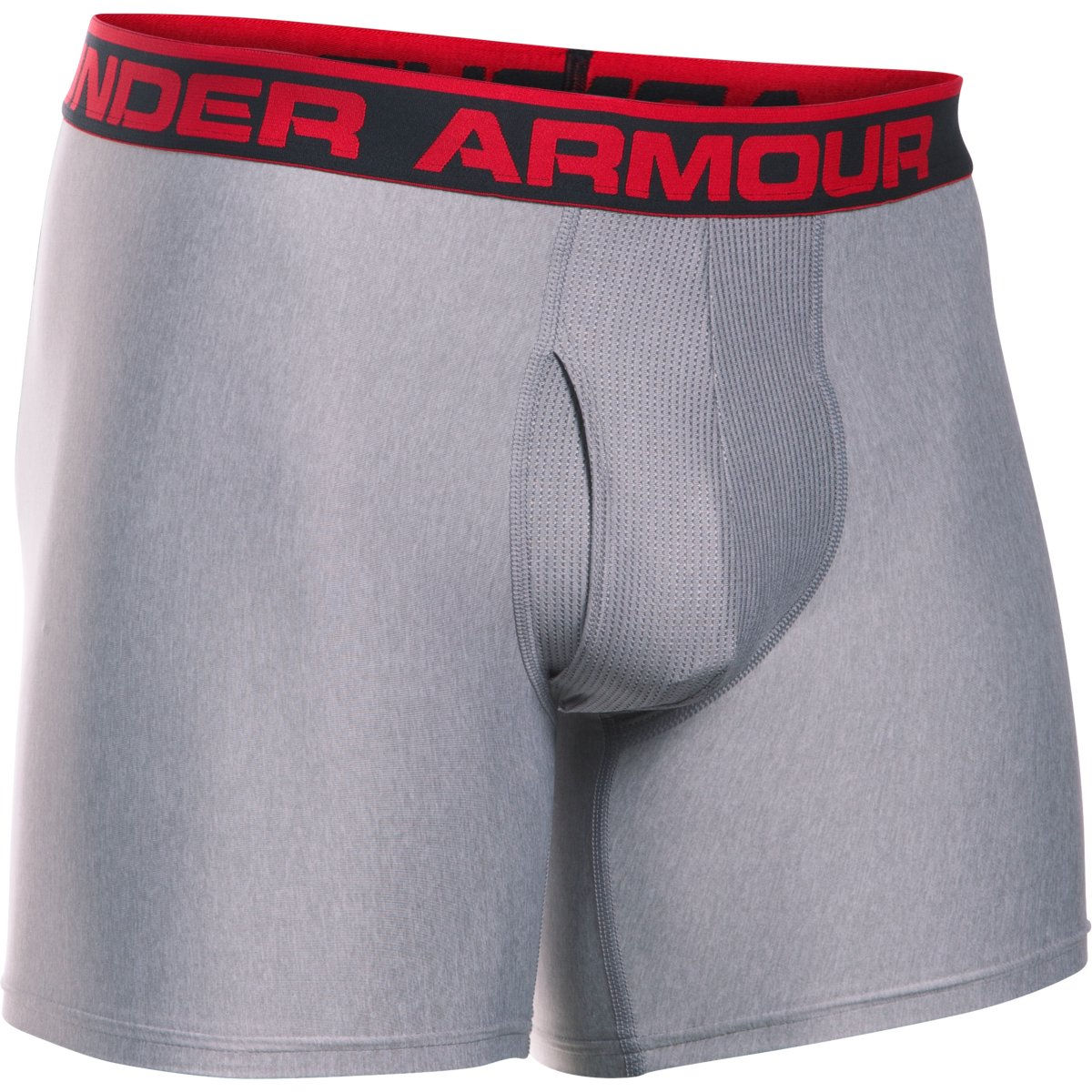 Boxer Under Armour The Original (15 cm environ) - S True Grey